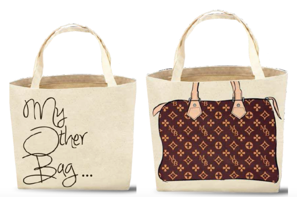 Louis Vuitton vs My Other Bag: No License Required